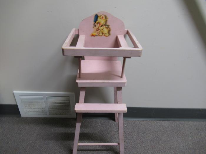 Furniture, Doll