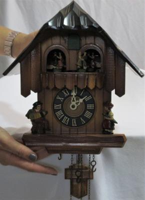 Clock, Cuckoo