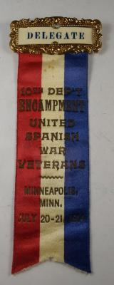 Ribbon, Commemorative