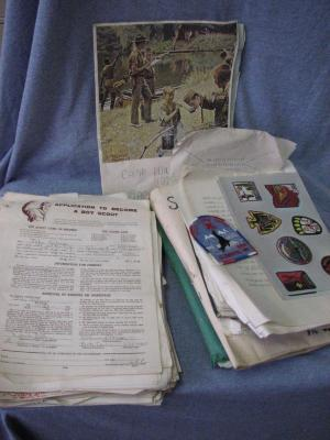 Archival Materials - Boy Scouts
