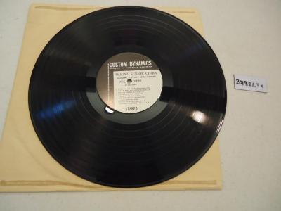 Record, 33 1/3 RPM