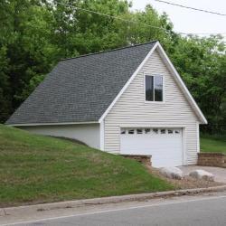 Division St 435 garage