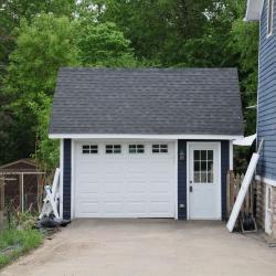 George St 210 garage