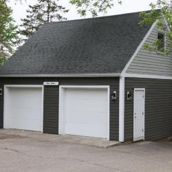 Lafayette Ave 412 garage
