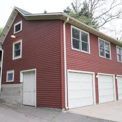 Maple St 166 garage b