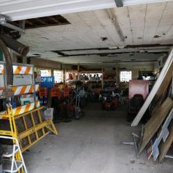 Oak St 171 interior water treatment a