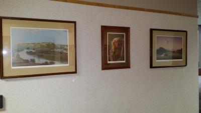 Minnesota Historical Society Artwork (3 paintings) Fort Snelling, Native American, Minnesota River