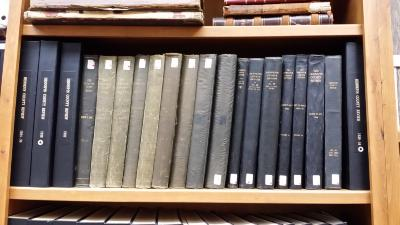 Hennepin County Review 20 bound volumes