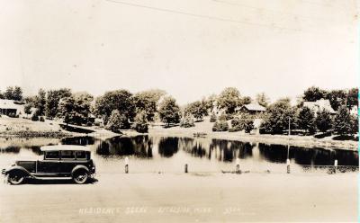 Postcard, Picture