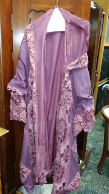 Zaic 1900s opera coat