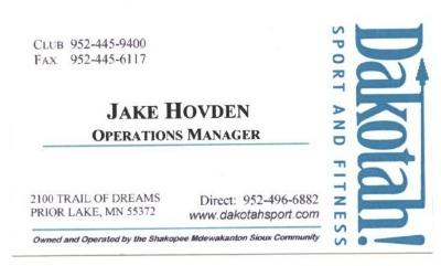 Card, Business