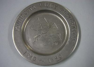 Plate, Commemorative