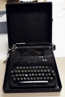 Typewriter, Manual