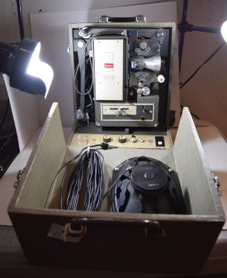 Projector, Film Strip