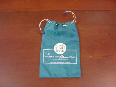 Bag, Deposit